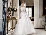 vestidos de novia con encajes