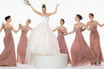 Vestidos románticos y clásicos, Tienda de novias en Naron